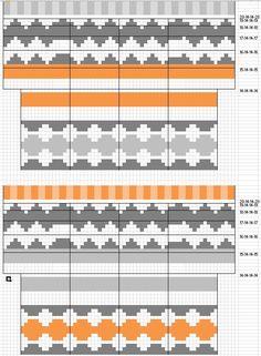 sukkakuviot (kirjoneuleharjoittelua) Knitting Charts, Knitting Socks, Wool Socks, Designer Socks, Marimekko, Tricks, Periodic Table, Sewing, Patterns