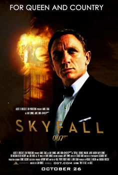 'Skyfall' (2012) - I grew up during the Roger Moore era, and you have to admit the movies got cheesier during his reign.  Sean Connery will always be the best Bond, but I like Daniel Craig and his interpretation...