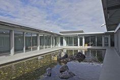 Archeodunum Archeologic Research Center / Christophe Hutin architecture