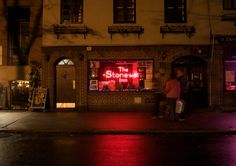 "The Stonewall Inn - NYC, ""where Pride began."" [Photo: Malcolm Brown/NYC & Company]"
