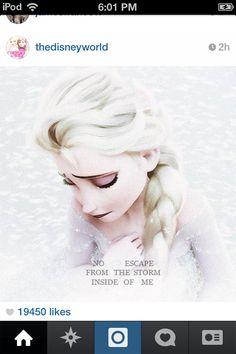 Frozen- Elsa♥
