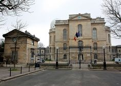 """The Paris Observatory by Nick Bramhall, via Flickr. It's the oldest observatory in the world that is still in operation. Its first four directors were four generations of the Cassini family, starting with Giovanni Domenico. Guillaume Le Gentil lived here before and after his voyage to India for the Venus transit of 1761. ©Mona Evans, """"Le Gentil - Heroic Failure"""" http://www.bellaonline.com/articles/art4615.asp"""