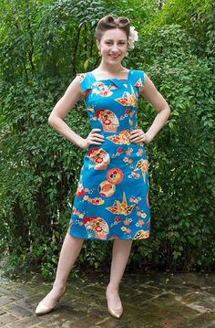 Want to stand out this Easter? Wear the Loop Dress (sizes 0-20, $163)! #trashydivageishafans #trashydivaloopdress