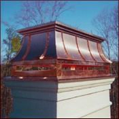 French Roof Fineals Chimney Caps 171 Waterwayssheetmetal