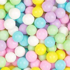 10g Pastel Mixed 3,4,5,6mm Caviar Pearl Beads No Hole Rainbow Mermaid Gradient