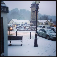 Snowy Enniskerry