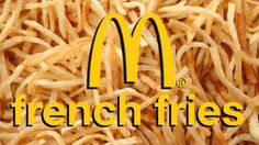 This Video Shows How to Make McDonald's-Like French Fries at Home