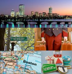 Thoughtful Thursday!: Out of Town Gift Bags!  Boston offers many attractions from the more popular locations like Newbury Street to the hidden gems only locals may know about! Welcome these guests with a taste of Boston and a few goodies that represent our beautiful city!  What are some of your ideas for out of town guest packages? Share them with us at Elegance & Grace Weddings!  #eleganceandgraceweddings #guests #weddings #Boston #goodies #activities #newburyst #welcome #package #skyline