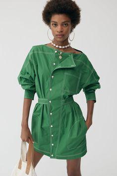 Derek Lam 10 Crosby Spring 2019 Ready-to-Wear collection, runway looks, b5ea9679ac6
