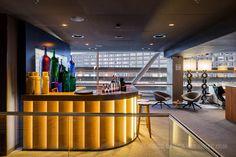 Hotel Room Mate Aitana | Rotterdam | Fotografía de arquitectura · Architectural photography | www.arqfoto.com © Simon