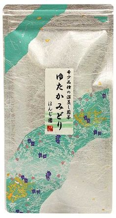 Premium Yutakamidori Japanese Green Tea 3.5oz (100g) Loose Leaf - Kagoshima Sencha >>> Click image to review more details. (This is an affiliate link and I receive a commission for the sales)