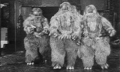 Yeti Attack- Doctor Who's Previously Missing Episodes - The Web of Fear