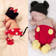 Minnie Mouse Diaper Cover Crochet Pattern , quite cute !