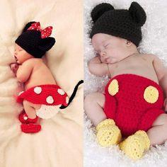 Minnie Mouse Diaper Cover Crochet Pattern , quite cute !