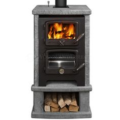 Use as a baking oven, broiler, or cook top | Vermont Bun Baker 1500 Wood Stove