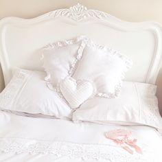 My pretty princess bed ☁️  www.instagram.com/catherine.mw www.lovecatherine.co.uk