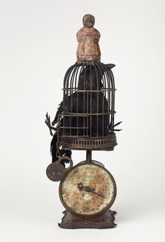 """ronulicny:  """"The Weight Of Color"""", 2008 By: BETYE SAAR"""
