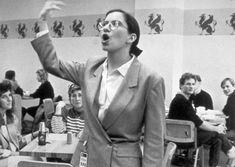 Andrea Fraser 'Museum Highlights: A Gallery Talk', 1989 © Andrea Fraser…