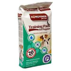 nice PUPPY TOILET TRAINING PADS LARGE TRAINER PEE WEE MATS DOG OR CAT 60x40cm IN LOTS