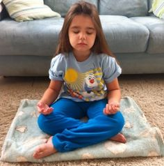 Mindfulness Meditation for Children with Anxiety