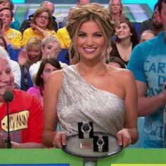 Amber Lancaster - The Price Is Right ♥ Amber Lancaster, Rachel Reynolds, Price Is Right, Competition, Beautiful Women, Seasons, Celebrities, Tiffany, Titanic