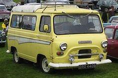 Austin light van ca 1964 Vintage Vans, Vintage Trucks, Old Trucks, Classic Trucks, Classic Cars, Austin Cars, 4x4, Camper Caravan, Cool Vans