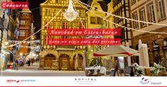 ¡Apúntate y gana un viaje a Estrasburgo, la Capital de la Navidad con @ES_FranceFR y @AirNostrumLAM! #NavidadenFrancia