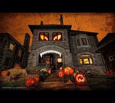 Here We Provide You Latest Updates Collection Of Halloween House Decoration Ideas  2014 With Images. Halloween Is Also Call As Halloweu0027en, Allhalloweu0027en, ...