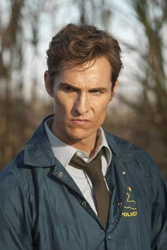 Picture: Matthew McConaughey in 'True Detective.' Pic is in a photo gallery for Matthew McConaughey featuring 60 pictures.