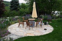 Outdoorküche Stein Xl : Beton pflastersteine auf der terrasse verlegen