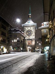 Zytglogge. Bern, Switzerland.