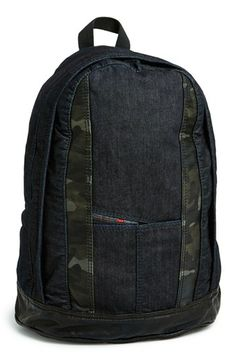DIESEL® 'Lift to the Brave' Backpack available at #Nordstrom