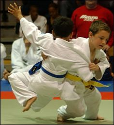 10 reasons kids should practice JUDO
