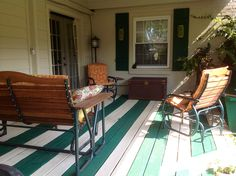 Used Restore to paint my covered porch--Love it!