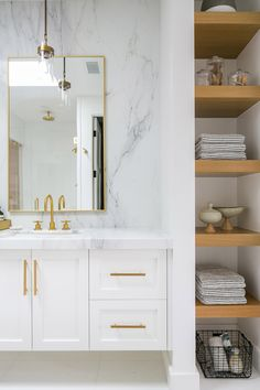 floor tile—A Bright and Open New Construction by Ashley Clark of Shop sKout Construction Wallpaper, Walk In Shower Enclosures, Sliding Door Design, Seattle Homes, Bathroom Renos, Washroom, Bathroom Ideas, Bungalow Homes, Living Room White
