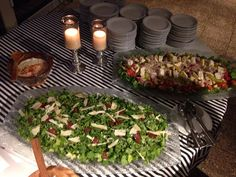 buffet at Ktima Likno