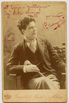 Pietro Mascagni (1863 - 1945)