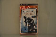 Assassin's Creed Bloodlines Sony PSP,  WIE NEU Top Zustand, ohne Kratzer
