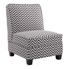 Ryder Ziggi Chair in Gray
