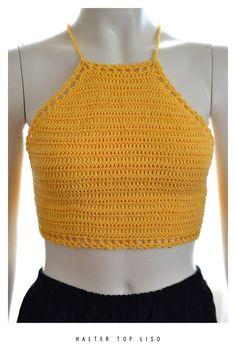 Tops Crochet EU IND Envíos a todo el país y todos los medios de pago