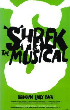 Shriek the musical broadway musical