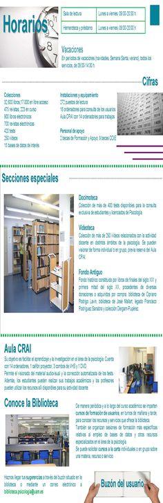 Guía de centro Biblioteca de Psicología  parte interior (2007)