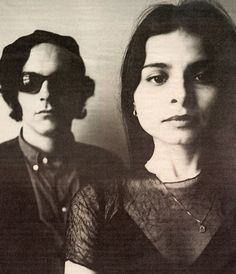 Hope Sandoval of Mazzy Star with fellow band member David Roback Hope Sandoval, Music Love, Music Is Life, My Music, Music Film, Music Icon, Bowie, Mazzy Star, Greatest Songs