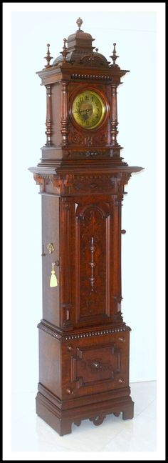 Symphonion Musical Hall Clock