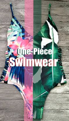 One-Piece Swimwear