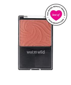"""Best Blush No. 6: Wet n Wild Color Icon Blusher, $2.99. Why it's great: """"Wow. Just wow,"""" says one stunned reviewer. This """"finely milled"""" blush """"blew [her] out of the water"""" with its """"smooth"""" and """"pigmented"""" formula. Other reviewers agree, saying that these blushes """"blend well and look terrific [when applied]."""""""