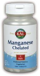 Chelated Manganese Kal 100 Tabs >>> You can find out more details at the link of the image.