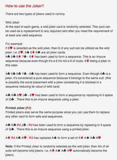 What Are The Wrong Declarations In Online Rummy Plyrmy