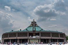 Basílica de Guadalupe Fair Grounds, Louvre, Building, Travel, Mexico City, Cities, Viajes, Buildings, Destinations
