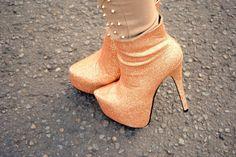 #heels #gold ##shoes4sale #shoesale